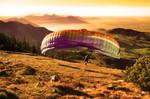 Paragliding Hochries